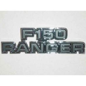 """77-79 Cowl Side Emblem - """"F150 Ranger"""""""