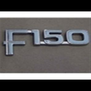 "82-86 Front Fender Emblem - ""F150"""