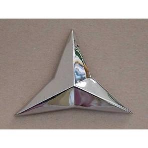 "53 Grille Emblem Star - "" 6cyl """