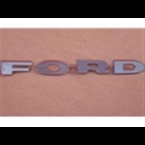 """62-64 Grille Letter Set - """"FORD"""""""