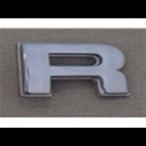 """73-86 Hood Letter - """"R"""""""