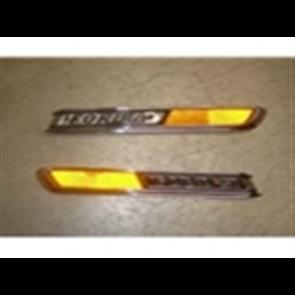 """68-72 Hood Side Emblem - """"FORD 250"""""""