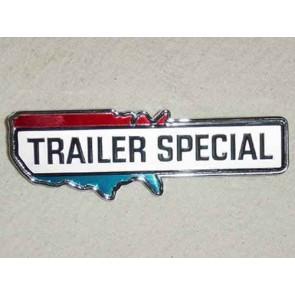 "77-79 Tailgate Emblem ""Trailer Special"""