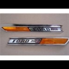 """68-72 Hood Side Emblem - """"FORD 350"""""""
