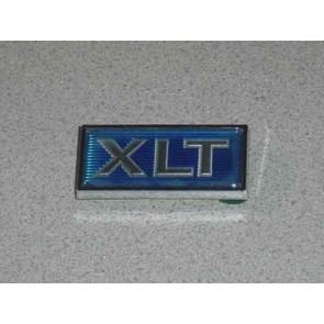 """80-86 Bed Side Emblem - """"XLT"""""""