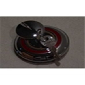 51-70 Gas Cap - locking w/ flipper cover