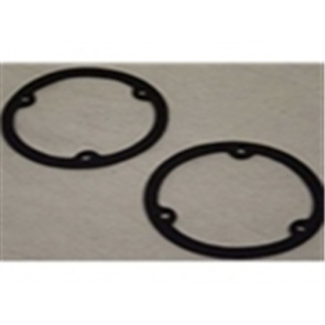 57-63 Gasket - 57-58 Parklight Lens and 57-63 Styleside Tailight Lens