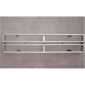72 Grille Insert - LH - can be used as a replacement for 1971 Grille