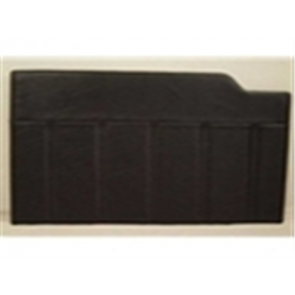 53-55 Door Panel Set - Black  Vinyl