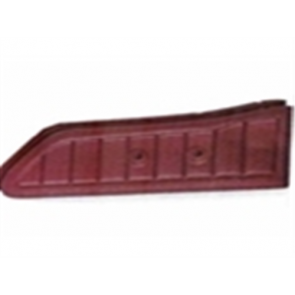 61-66 Door Panel Set - upper - Red