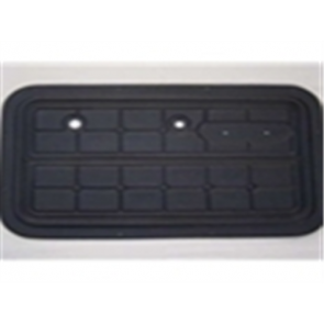 67 Door Panel Set - Black