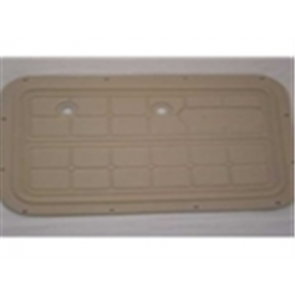 67 Door Panel Set - Light Buckskin