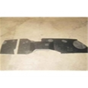 73-79 Firewall Cover - w/ pre-cut holes w/o AC