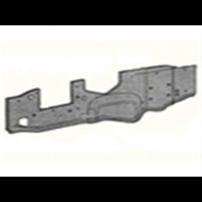 57-60 Firewall Cover - w/ pre-cut holes