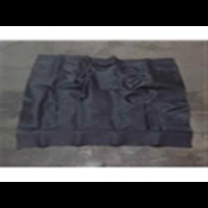 53-56 Floor Mats - Rubber - Black