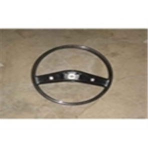 71-72 Steering Wheel - Black - call for availability