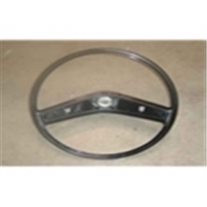 73-77 Steering Wheel - Black