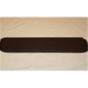 48-52 Sun Visor - Pad Set - Black