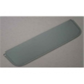 48-52 Sun Visor - Pad Set - Gray