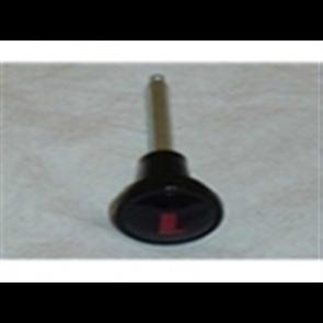 48-50 Knob - Headlight - w/rod
