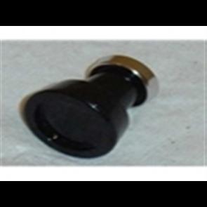 57 Knob - Lighter - Black