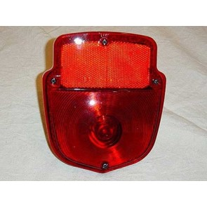 53-66 Assembly - Taillight - Stepside - LH - Black