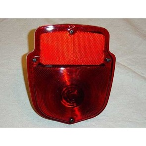 53-66 Assembly - Taillight - Stepside - RH - Black