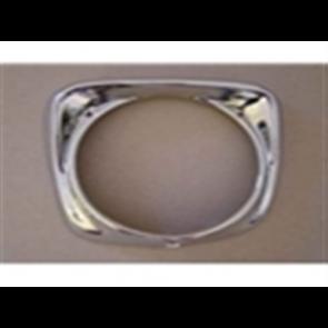 61-66 Bezel - Headlight - Chrome - RH