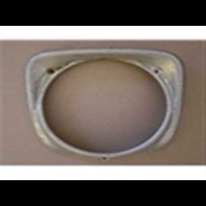 61-66 Bezel - Headlight - Steel - LH