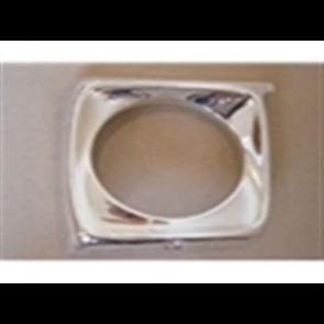 67-69 Bezel - Headlight - Aluminum - RH