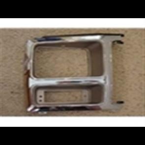 80-81 Bezel - Headlight - Gray Chrome - RH