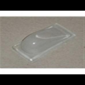 64-86 Lens - License Plate Lamp - Styleside - w/o rear bumper