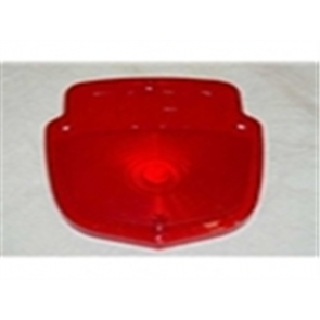 53-66 Lens - Taillight - Stepside - w/ Ford Block letters
