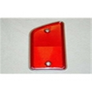 68-69 Reflector - Bedside - Styleside Red  - LH