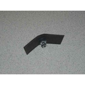 "70-72 Clip - Upper Molding for 3"" Molding - Metal"