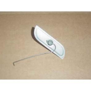 65-66 Clip - Molding - Bedside & Door
