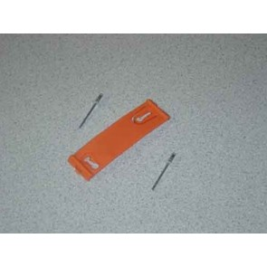 73-79 Clip - Molding w/ rivet