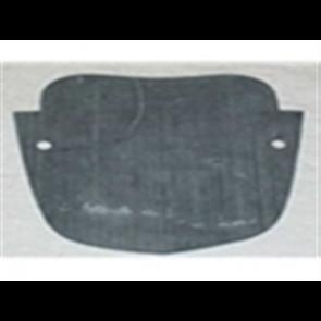 53-56 Pad - Hood Emblem