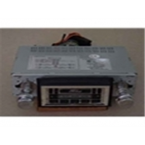 68-86 AM/FM Stereo w/ Ford Logo & CD Controller - Model 6