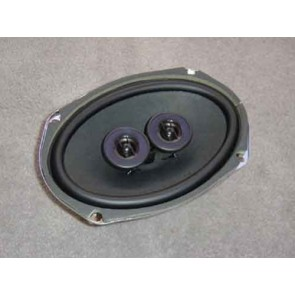 "48-86 Dual Voice Coil Speakers - 6""X9"""