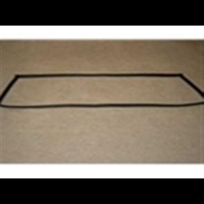 67-76 Weatherstrip - Windshield - w/strip, trim groove for lockstrip