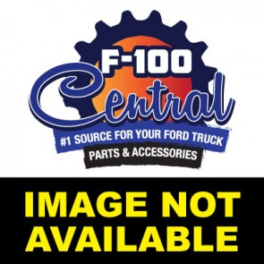68-72 Reflector - Hood Side Emblem/Reflector Set - 'FORD 100' - same as EM-0078